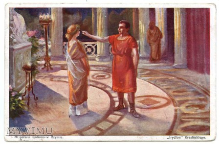 Artwińska - W pałacu Irydiona w Rzymie