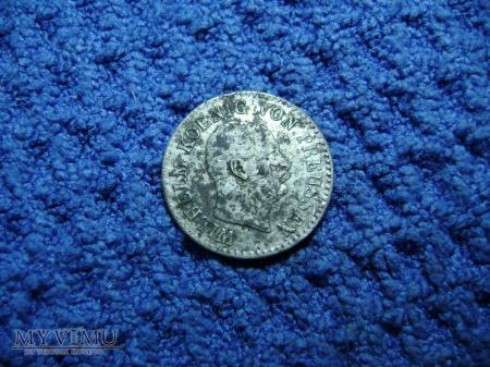 1/2 Silbergroschen 1863