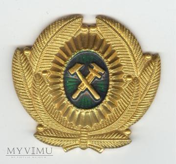 Emblemat na czapkę ZSRR 9
