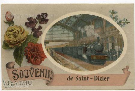 Souvenir de Saint-Dizier