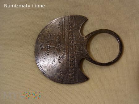 amulet Tuaregów z Nigru