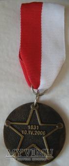 Odznaka - 175 Rocznica Bitwy pod Iganiami.