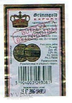 grunengold export