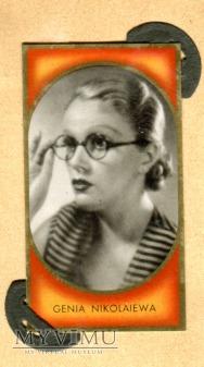 Bunte Filmbilder 1936 Genia Nikolaiewa