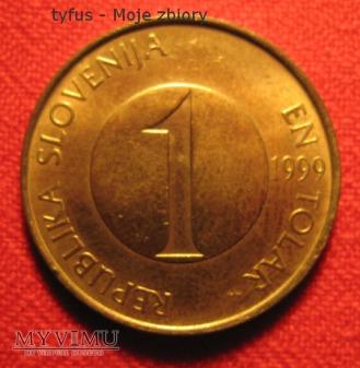 1 TOLAR - Słowenia