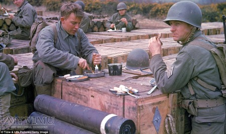 Menażka M1942 - 1944 rok
