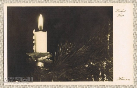 24.12.1934 Frohes Fest
