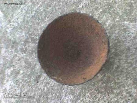 Czepiec antyrykoszetowy od 75mm pocisku.