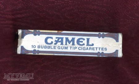 Papierosy CAMEL ? - o nie, to guma do żucia