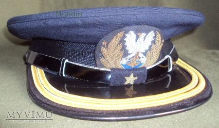 Czapka komandora podporucznika MW
