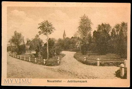 Plac Jubileuszowy - 1922 r.
