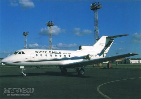 Jak-40, SP-FYT