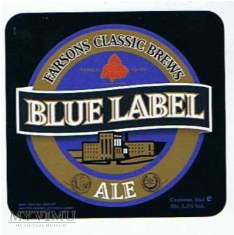 farsons blue label ale