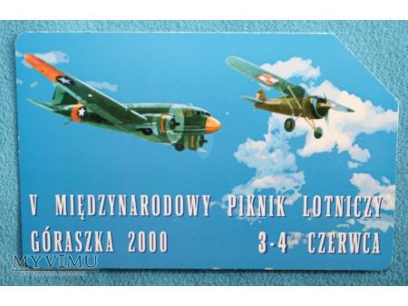 Góraszka 2000