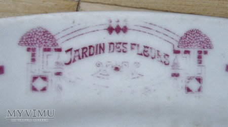 Półmisek Jardin de Fleurs, Breslau