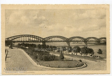 W-wa - V Most - Średnicowy - 1930