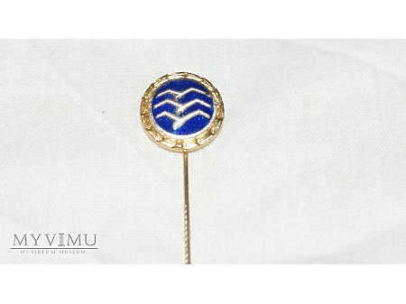 Odznak pilota szbowcowego złota miniatura