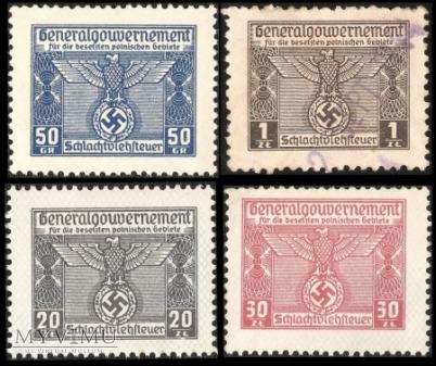 datowanie znaczków podatkowych