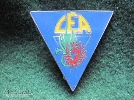 Compagnie d'éclairage et d'appui type 2 FIA