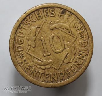 10 pfennigów 1924