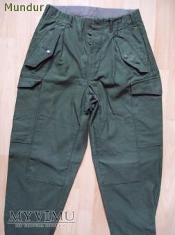 Szwecja: mundur polowy m/59