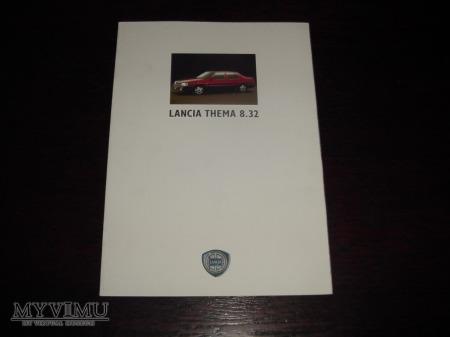 Prospekt LANCIA THEMA 8.32