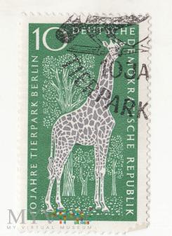 Znaczek pocztowy -Zwierzęta 27