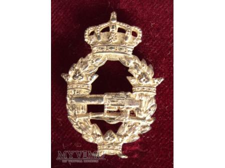 Kulspruteskymärket - Wojskowych Odznaka Cekaemisty