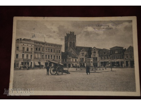 Lauenburg i Pomm, - Lębork