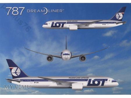 Boeing 787-8, SP-LRA
