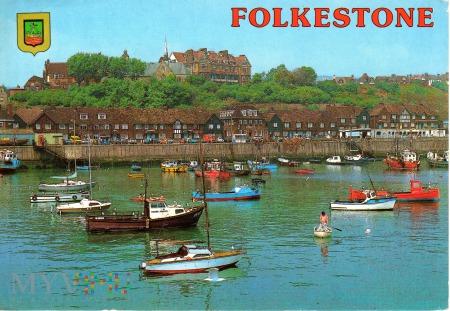 Folkestone - Wielka Brytania