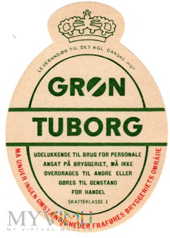Tuborg Gron