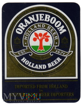 Oranjeboom Holland Beer