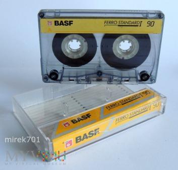 BASF Ferro Standard I 90 kaseta magnetofonowa
