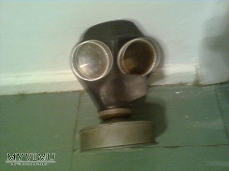 Maska przeciw gazowa