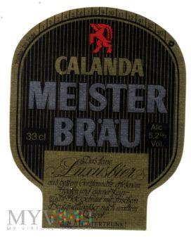 CALANDA MEISTER BRÄU