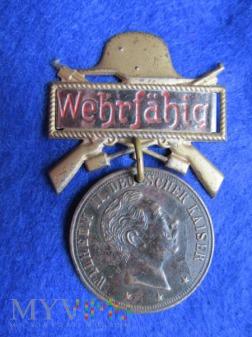Medal pamiątkowy I WW