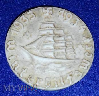 Pommern-Pomorze odznaki WHW