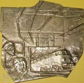Medal elektryfikacji 10 tys. km linii PKP