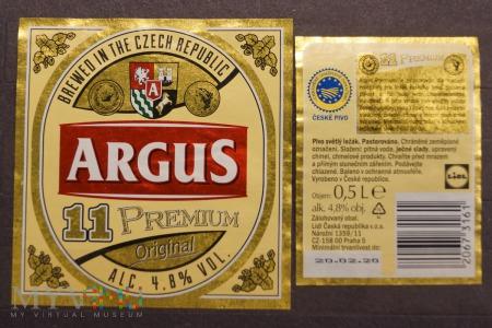 Argus, 11 Premium