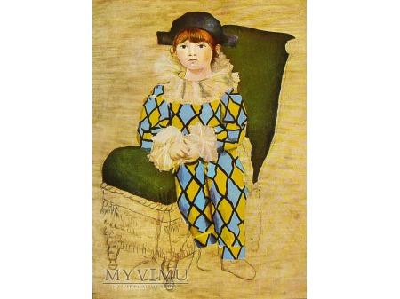 THE ARTIST'S SON 1924