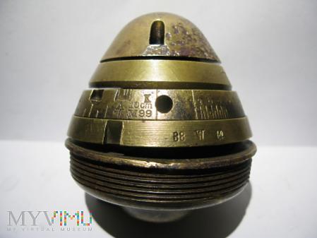 Zapalnik podwójnego działania M99 10cm[38W14 GR K]