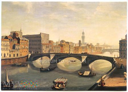 Firenze - Most św. Trójcy - Patch - 2011