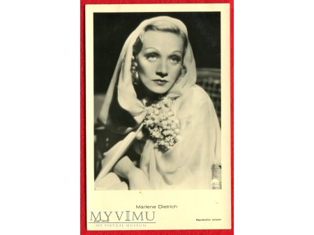 Duże zdjęcie Marlene Dietrich Verlag ROSS 9786/3
