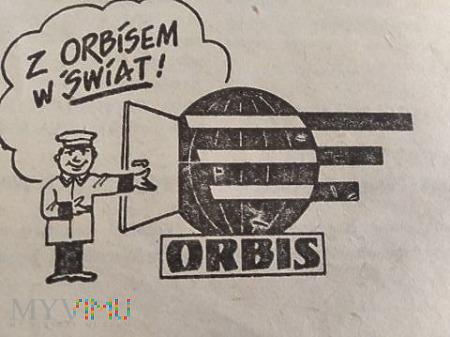 Broszura ORBISU - PRL