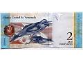 Zobacz kolekcję WENEZUELA banknoty