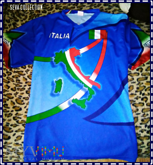 KOSZULKA WŁOCHY - ITALIA