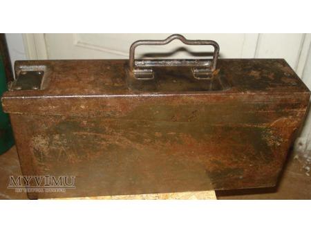 Duże zdjęcie skrzynka na amunicje do MG nr2