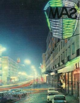 Fotografia dokumentalna neonów PRL nr 14