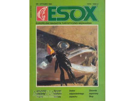 Duże zdjęcie Esox 1-6'1994 (22-27)